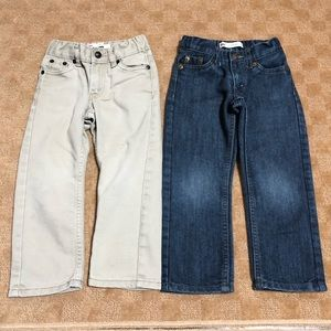 Levi's Bottoms - Levi's 511 toddler slim jeans 3T